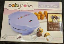Babycakes CP-94LV Cake Pop Maker 12 Cake Pop Capacity Purple