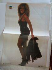 Portuguese poster  Tina Turner
