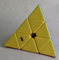 Moyu Magnétique positionnement Pyraminx Vitesse Cube Puzzle