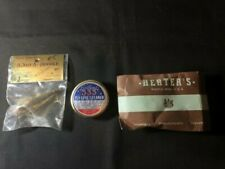 Vintage Fishing supplies Herters, Cortland's and Hank Roberts Brands