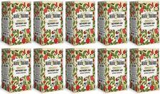 Heath et heather organique framboise feuille - 20 sachets (pack de 10)