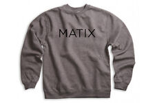 Matix Monoset Crew Fleece (XL) Athletic Heather