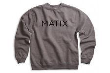 Matix Monoset Crew Fleece (M) Athletic Heather