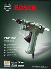 Pistola incollatrice Bosch PKP 18E termocollante