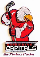 NEW Washington Capitals NHL Hockey Sport Patch Logo Embroidery Iron,Sewing on