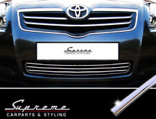Toyota Avensis T25 Chrome Trim for Lower Grille 3m