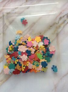 Assorted Size Confetti Decoration, In Cards Over 100 Flowers, Frogs, Moon