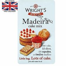 3 X 500g Wright's Madeira Cake Mix