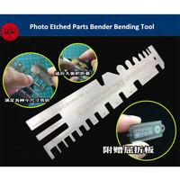 Alexen Model Ship Tank Photo Etched Parts Bender Bending Folding Tool AJ0086