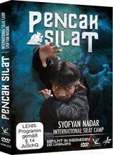 Pencak Silat Syofyan Nadar International Silat Camp DVD gefilmt in Indonesien