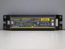Motorola M2-IL-T8-8FT-120 Fluorescent Ballast for (2) F96T8 8ft Lamps