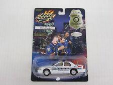 1:43 scale Road Champs Cruiser Series Atlantic Beach Police Cop Car Diecast