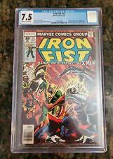 Iron Fist #15 CGC 7.5 - Freshly graded - X-Men, John Byrne Art