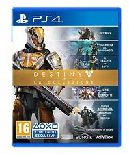 Destiny The Collection D1 Edition  playstation 4 ( PS4 )