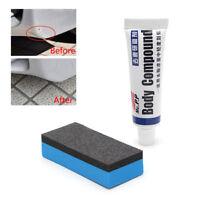 1Set Car Scratch Remover Paint Body Polishing Repair Paint Abrasives Tools 30g