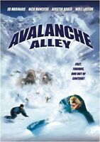 Avalanche Alley (Canadian Release) New DVD