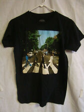 THE BEATLES ABBEY ROAD OFFICIAL LICENSED 2013 APPLE CORP T-SHIRT SIZE SMALL