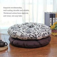 New Round Cushion Patio Tatami Meditation Mat Seat Pillow Thicken Yoga Floor Pad