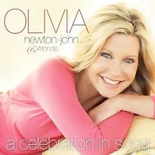 A Celebration in Song by Olivia Newton-John CD NEW BARRY GIBB KEITH URBAN