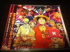 0466 ONE PIECE Omatsuri Danshaku To Himitsu No Shima Movie Music CD SOUNDTRACK