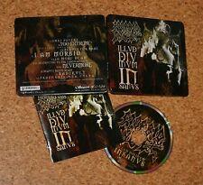 CD Morbid Angel Illud Divinum Insanus Limited Edition, Box