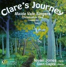 Clare's Journey DVD-Audio (DVD, Jun-2013, Claudio)