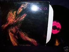 SIGLO XX FEAR AND DESIRE 1988 LP VGC++ OG GOTH RARE LP