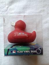 Philadelphia Phillies Vinyl Team Duck Mlb Fan Full Size Rubber Duckie