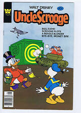 Uncle Scrooge #167 Whitman 1979
