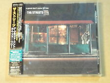 STREETS THE A Grand Don't Come For Free+1 WPCR-11802 JAPAN CD w/OBI n759