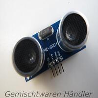 Enfernungs Sensor Modul Ultraschall Entfernungssensor für Arduino Distanz messer