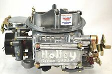 Holley Carburetor 600 CFM Electric Choke # 80457-S Factory Remanufactured