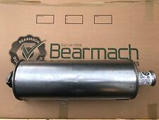 Bearmach Land Rover Defender 90 SWB 300tdi Centre Exhaust Silencer '96 on