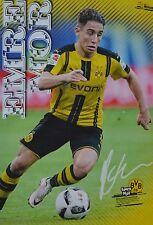EMRE MOR - A3 Poster (ca. 42 x 28 cm) - Fußball Clippings Sammlung NEU