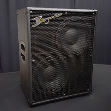 NEW Bergantino REF210 Reference 2 x 10 Bass Guitar Cabinet