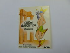 VECCHIO ADESIVO / Old Sticker COLORI GIOTTO MATITA FILA MERCURIO (cm 7x10)