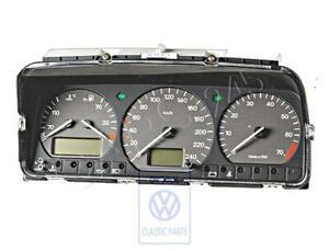 Genuine Volkswagen Instrument Cluster NOS VW Passat 4Motion 3A0919881BX