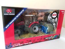 Britains Massey Ferguson 5612 Tracteur Playset échelle 1/32