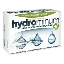 HYDROMINUM  elimination of water and toxins from the body 30 tab.