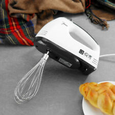 Electric Hand Held Mixer Electronic Handheld Whisk Food Blender Egg Beater Cake