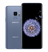 Samsung Galaxy S9 SM-G960 - 64GB - Coral Blue  (Single SIM) Vom Händler