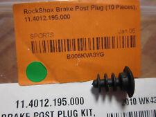 10 Stück RockShox Brake Post Plug