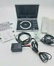 Apex Dvd Player Portable Model Pd-700 Bundle With Case Platform Accessories