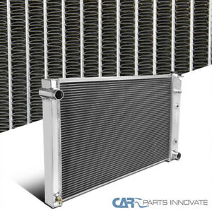 For 73-91 Blazer Suburban Jimmy 73-87 C/K Pickup 3 Row Core Cooling Radiator