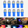 10 x 5 SMD LED 501 T10 W5W Side Number Plate Interior Car Light Wedge Bulbs Lamp