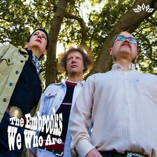 THE EMBROOKS We Who Are 180g vinyl LP + CD & MP3 garage psych freakbeat Hollies