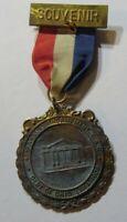 1908 Lima Ohio Grand Army Republic G.A.R. Civil War 42nd Encampment Medal Ribbon