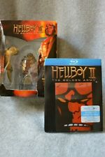 Hellboy 2 II The Golden Army Limited Edition Soldier Figure & Blu-ray