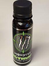 Monster Energy Hitman Energy Shot 3oz FULL -  RARE