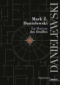 La maison des feuilles de Danielewski, Mark Z., Zampano | Livre | état bon